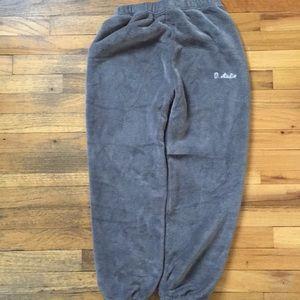 Pants - Fuzzy sweatpants